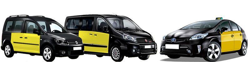 Empresa de Taxis en Castelldefels